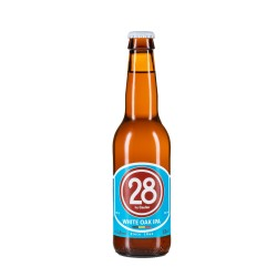 28 White Oak 33cl 5,5%