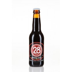28 Imperial Stout 33cl 12%