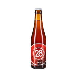28 Red 33cl 8%